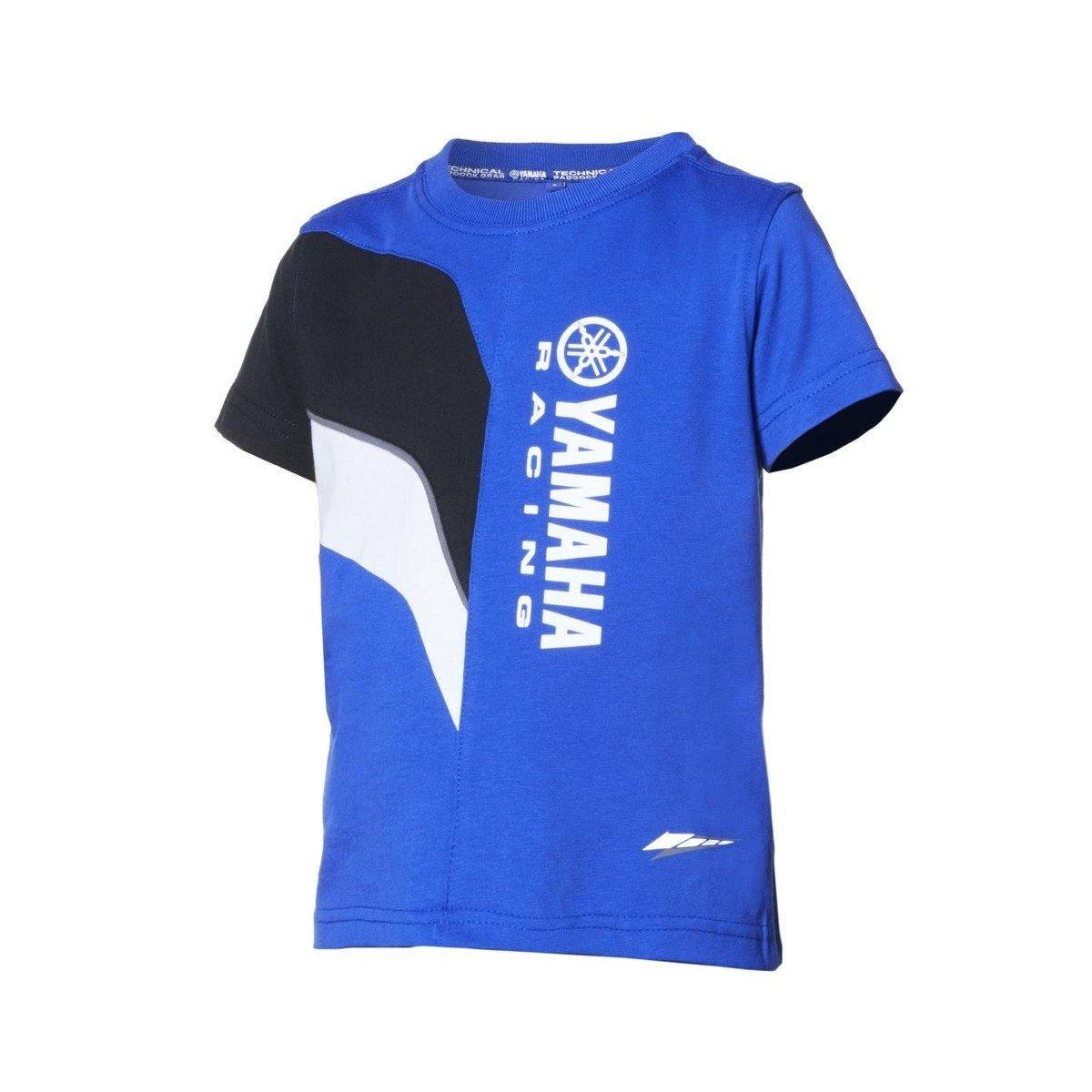 Yamaha Dětské triko Paddock Blue 3-4 roky