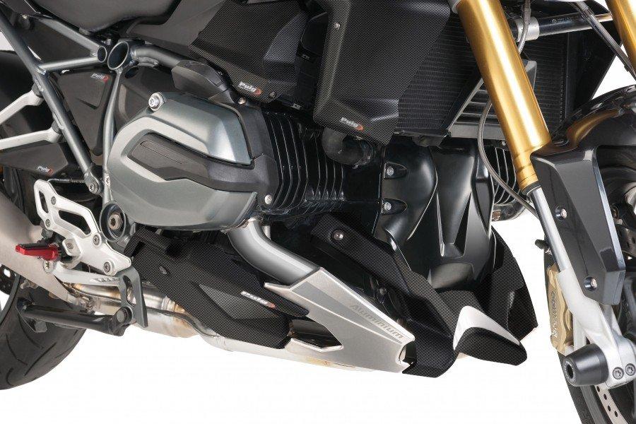 Puig 7690 Engine Spoilers BMW R1200 RS/R (15-17) Karbonová (C)