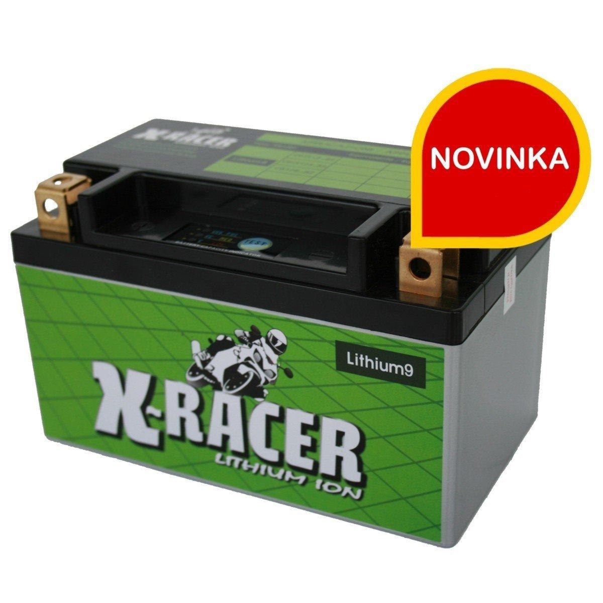 X-RACER Lithium9