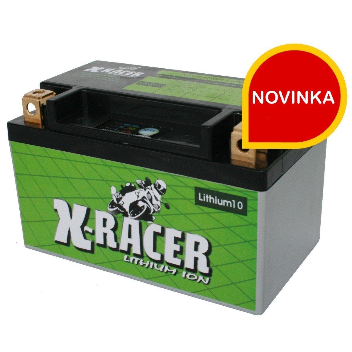 X-RACER Lithium10