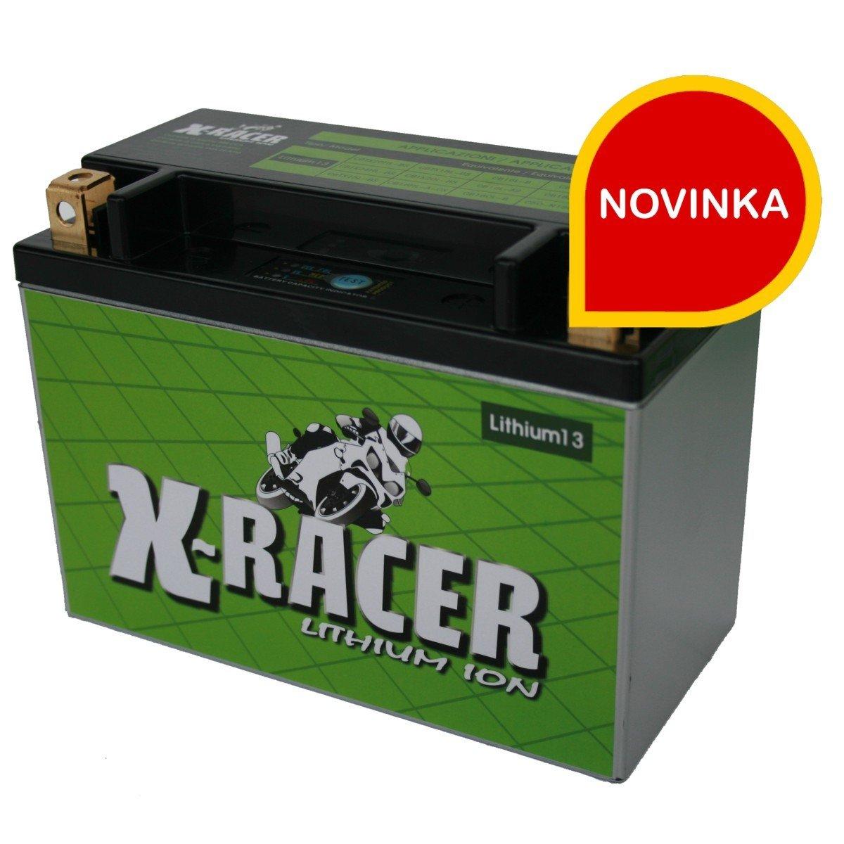 X-RACER Lithium13