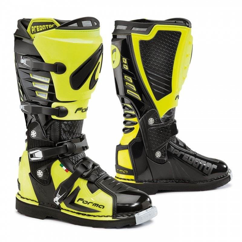 Forma PREDATOR Black/Yellow Fluo 49