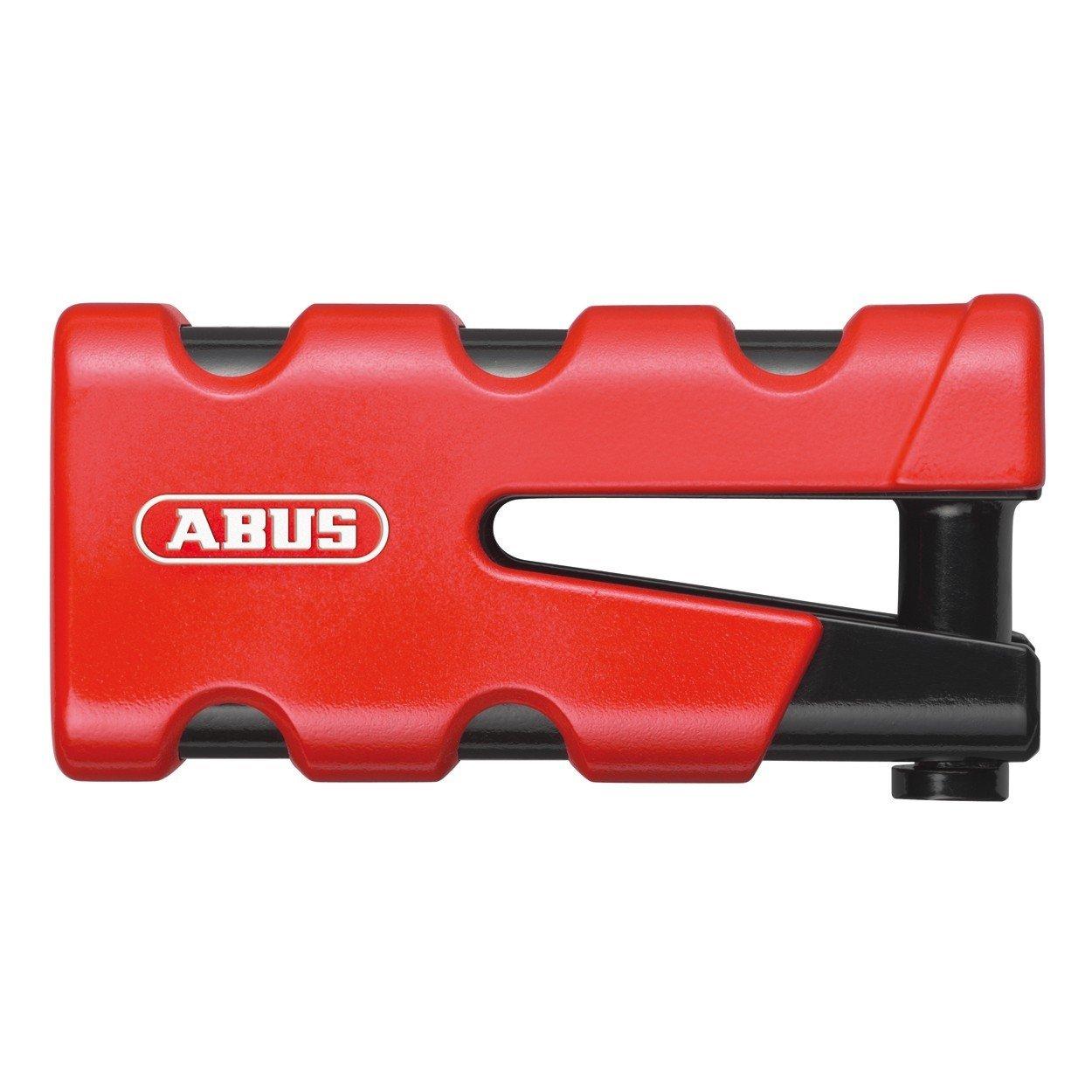 Bezpečnostní zámek na kotouč brzdy ABUS Granit Sledg 77 (červený)