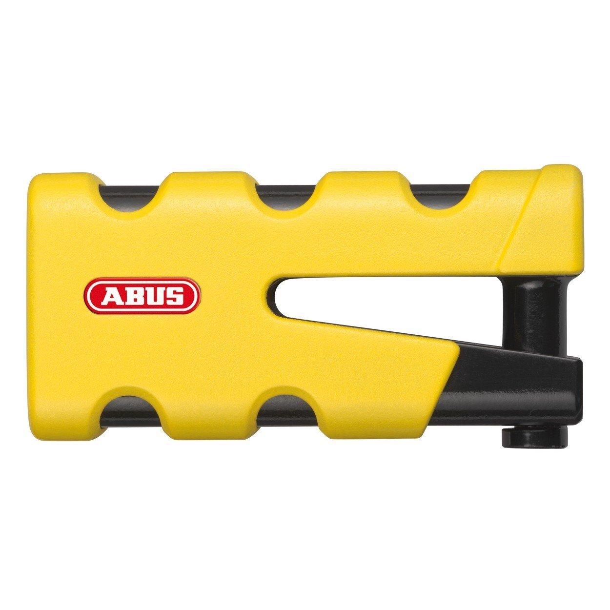 Bezpečnostní zámek na kotouč brzdy ABUS Granit Sledg 77 (žlutý)