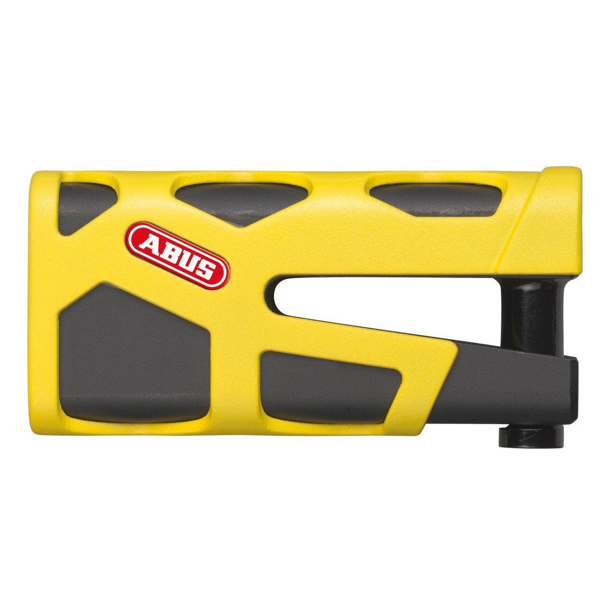 Bezpečnostní zámek na kotouč brzdy ABUS Granit Sledg 77 (černo/žlutýý)