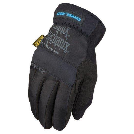 Zimní pracovní rukavice MECHANIX FastFit Insulate (černé) S