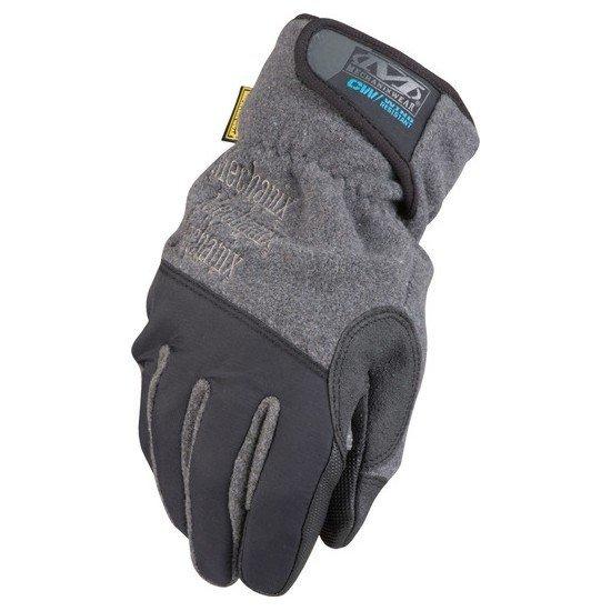 Zimní pracovní rukavice MECHANIX Wind Resistant New (šedé) S