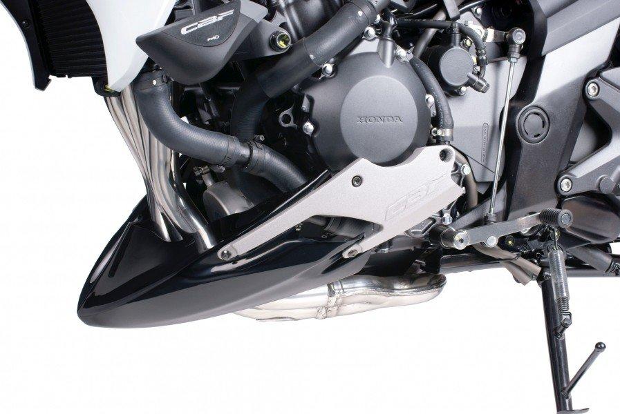 Puig spoiler motoru Černá (N)