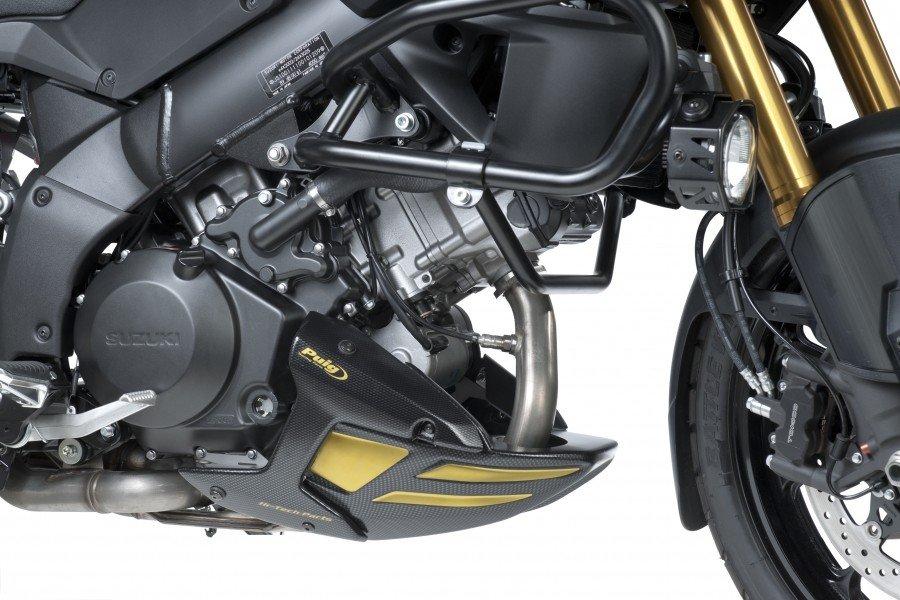 Puig 7231 Engine Spoilers Suzuki DL 1000 V-Strom (14-16) Karbonová (C)