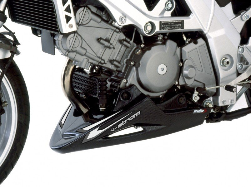 Puig 1633 Engine Spoilers Suzuki SV 650/DL 650 V-Strom (99-11) Karbonová (C)
