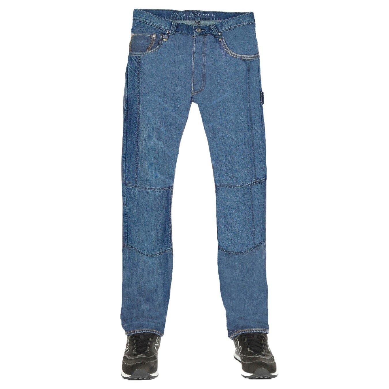 Lookwell Denim-Aramid 501 modré Jeans Blue 48/S (28)