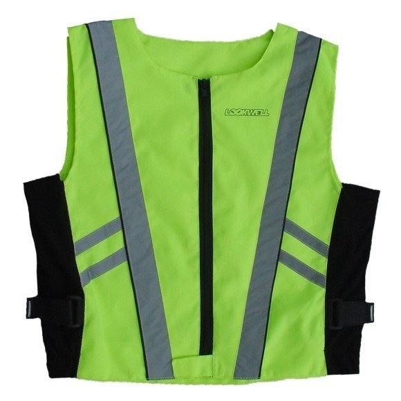 Lookwell Safety Vest Yellow XL