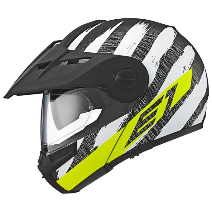 Schuberth E1 Hunter Yellow S (54/55)