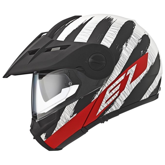 Schuberth E1 Hunter Red S (54/55)