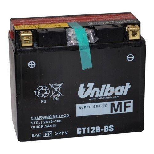 Unibat CT12B-BS