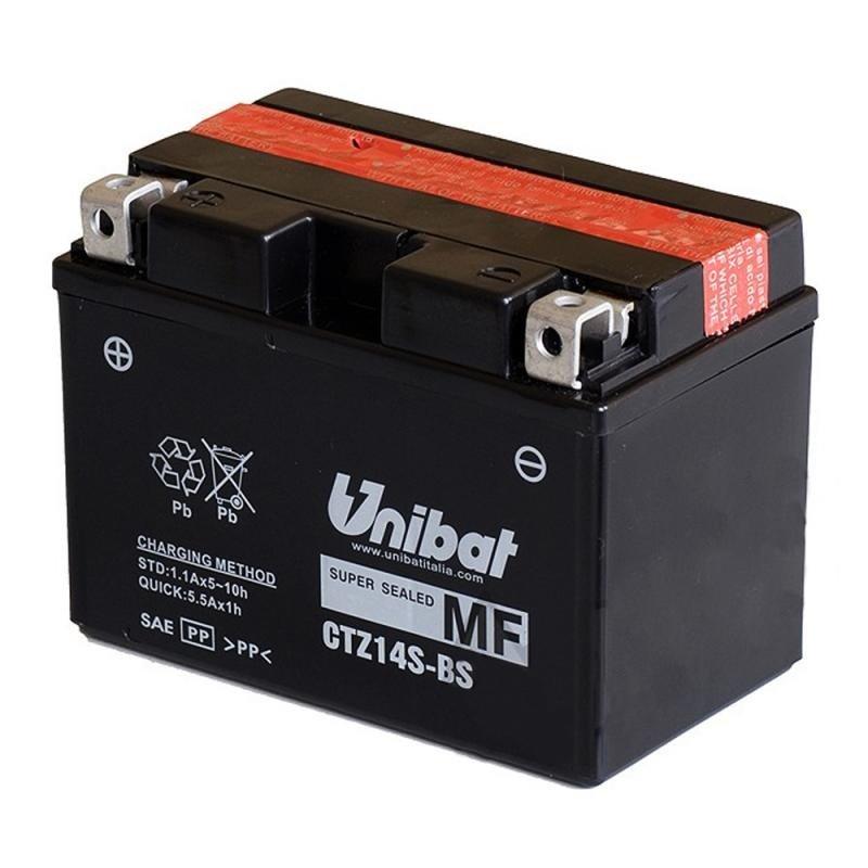 Unibat CTZ14S-BS