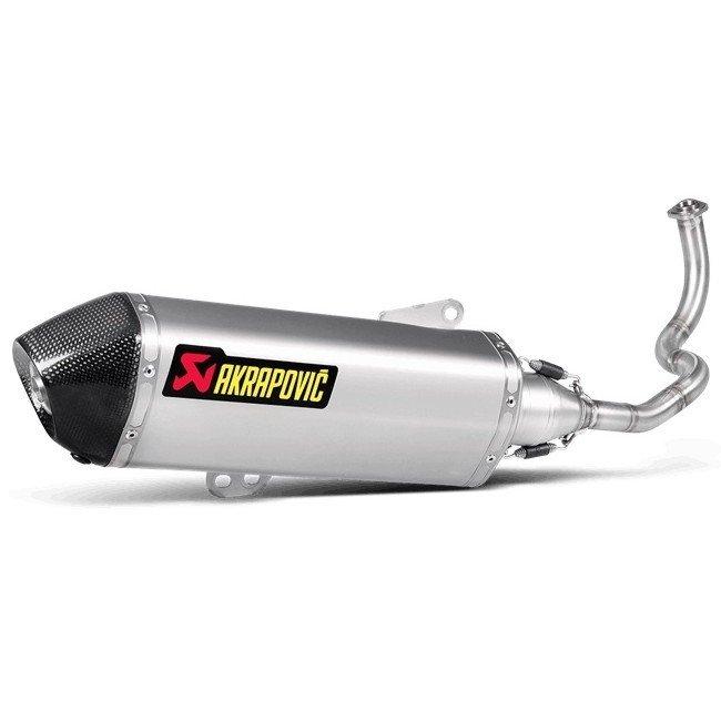 Akrapovič Racing Line SS Honda SH 125/150 (13-16)