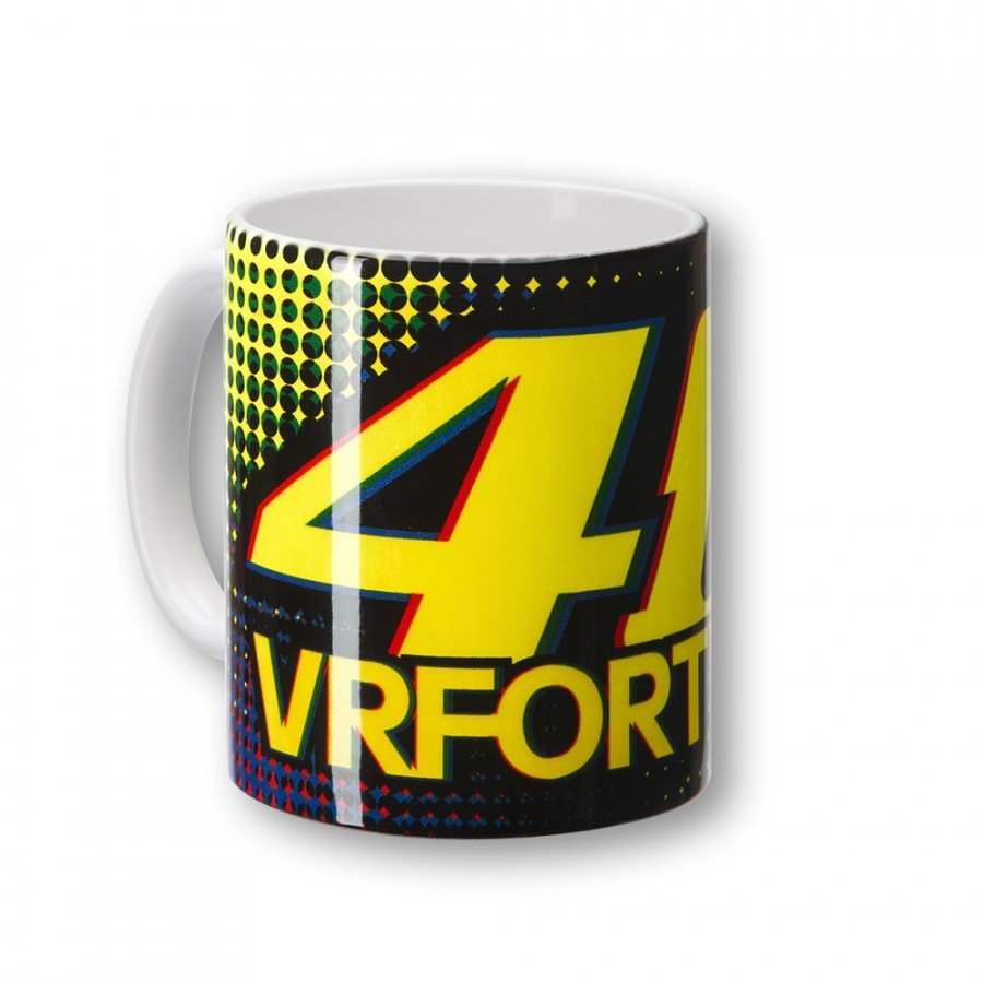 Keramický hrníček Valentino Rossi VR46 VRFORTYSIX 2016