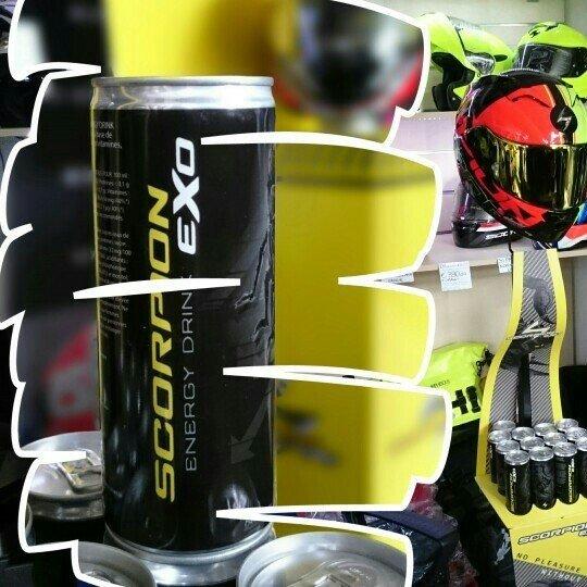 Scorpion Energy Drink EXO (250ml)