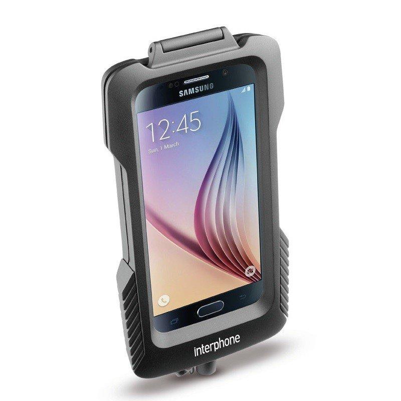 Cellularline SM Pro Case Samsung Galaxy S7/S6 + motorcycle holder