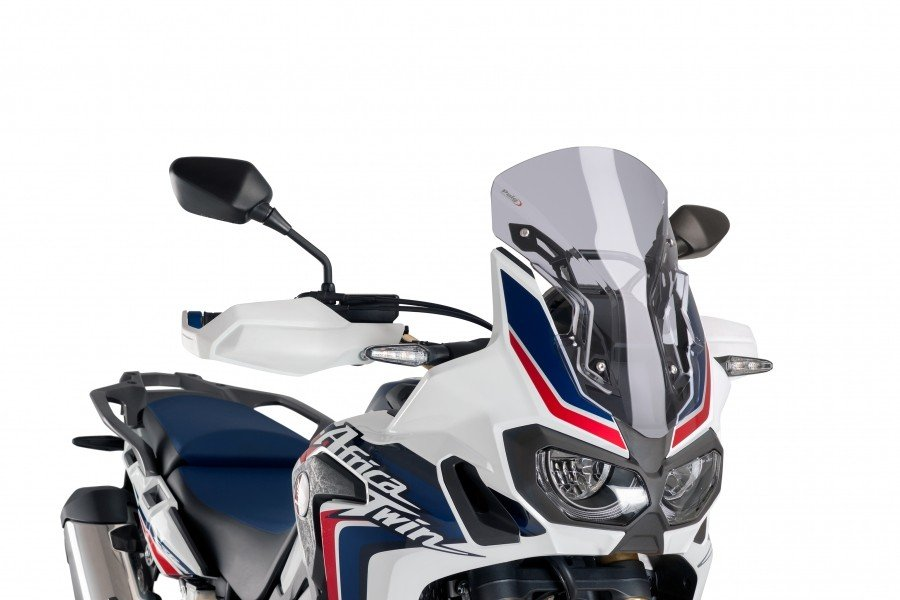 Puig 8904 Racing Sport Screen Honda CRF 1000L Africa Twin (16-17) Čirá (W)