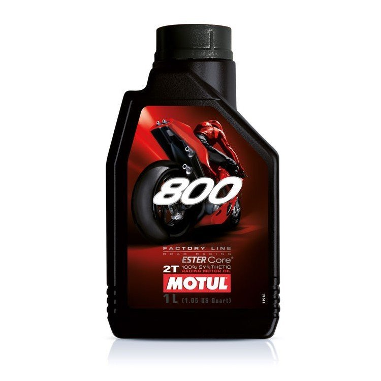 Motul 800 2T F.L. Road Racing 1L