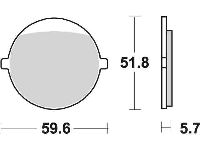 SBS 699 HF Ceramic Street