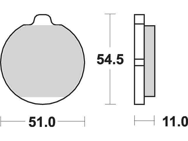 Sbs 530 HF Ceramic Street