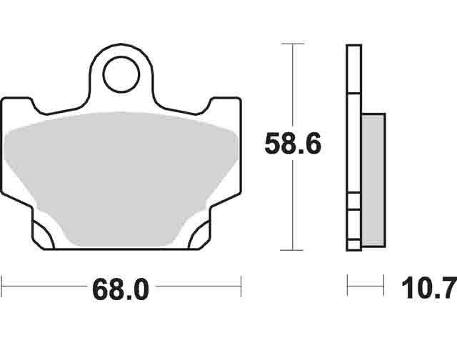 Sbs 550 HF Ceramic Street