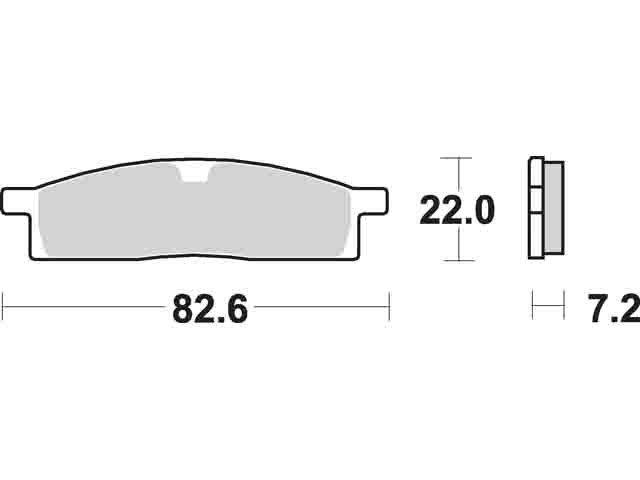 Sbs 589 CS Carbon Off Road