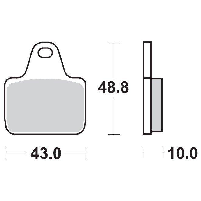 Sbs 805 DS Dual Sinter