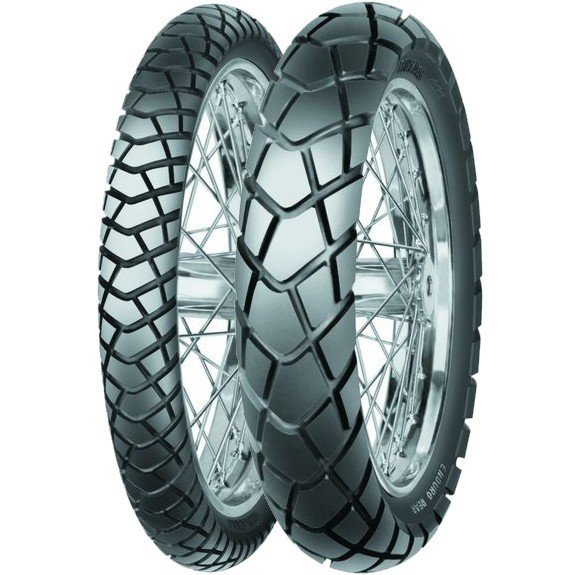 Mitas 130/80-17 E-08 Front/Rear Tyre