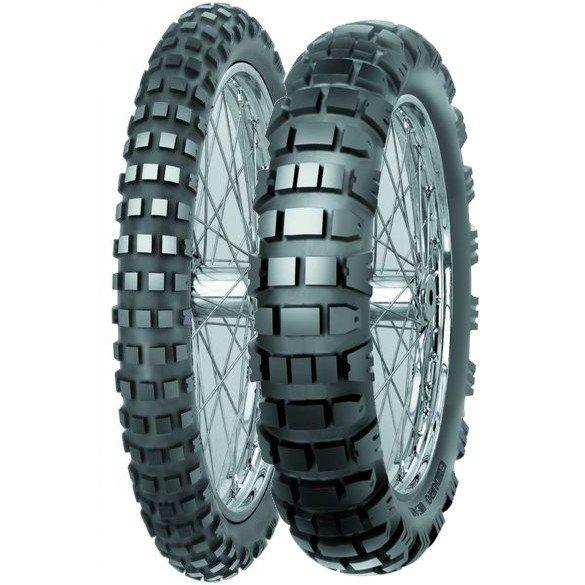 Mitas 130/80-17 E-09 Front/Rear Tyre