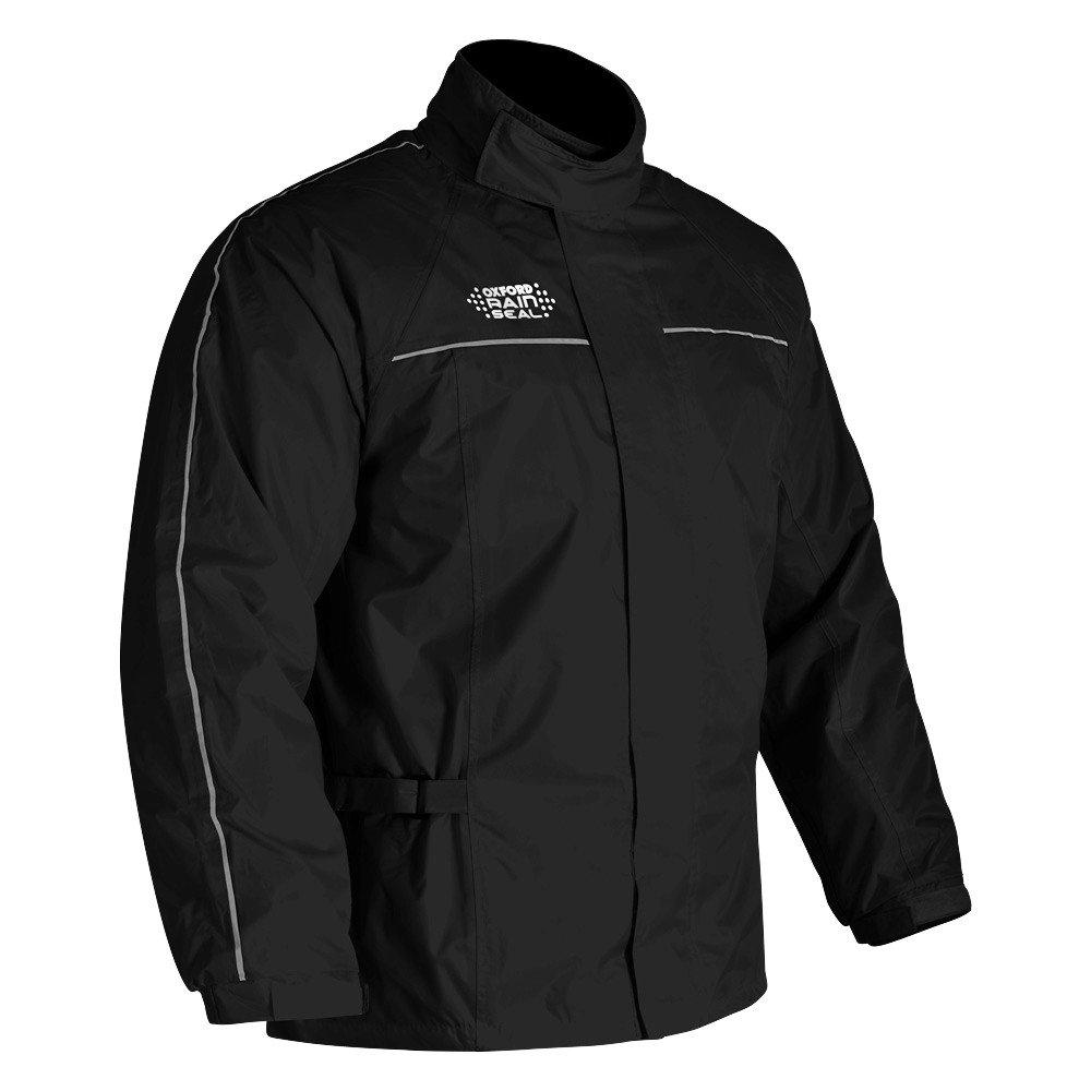 Oxford Rain Seal Jacket Black (bunda do deště) M