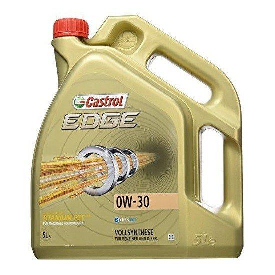 Castrol Edge 0W-30 Titanium FST 5L