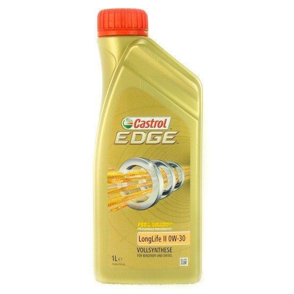 Plně syntetický motorový olej CASTROL Edge 0W30 LongLife II 1L