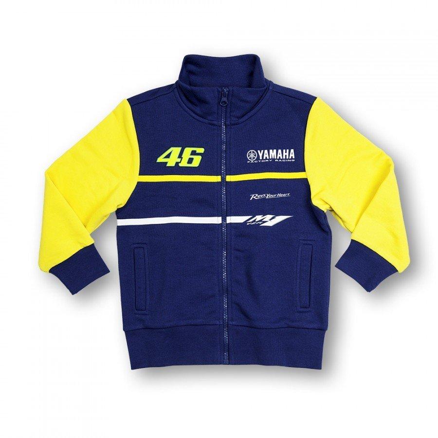 971ae07d1f VR46 Valentino Rossi Yamaha Dual 2015 Blue 3-4 roky