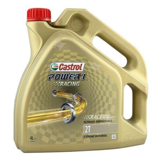 Castrol Power 1 Racing 2T, 4 l