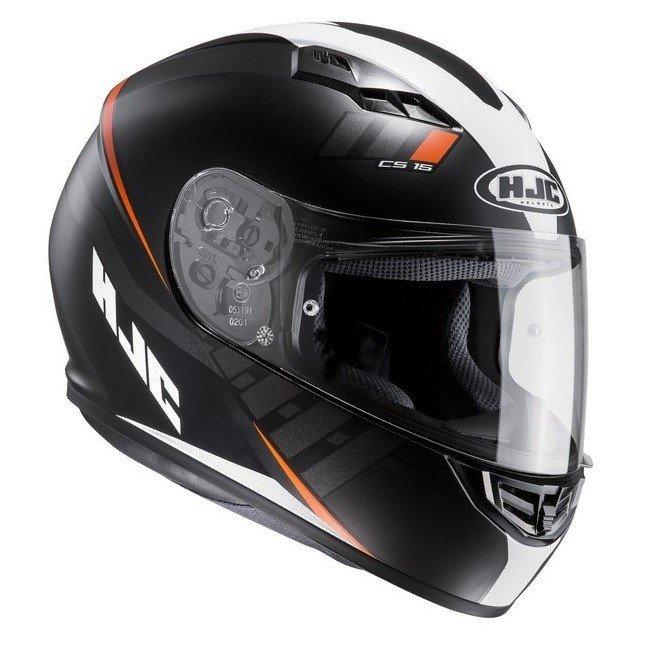 Integrální motocyklová přilba HJC CS15 Space MC-7SF XXS (51/52)