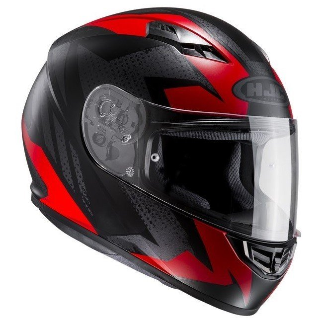 Integrální motocyklová přilba HJC CS15 Treague MC-1SF XXS (51/52)