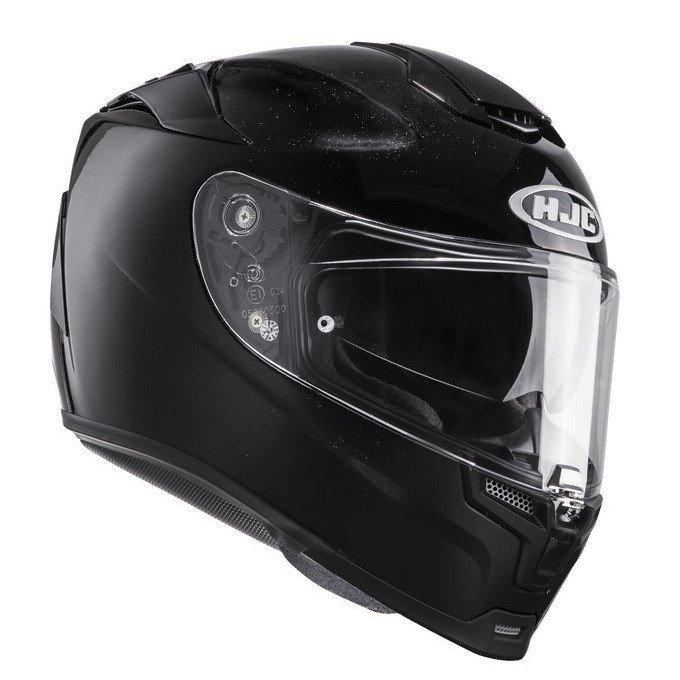 Integrální motocyklová přilba HJC RPHA 70 Metal (černá) M (57/58)