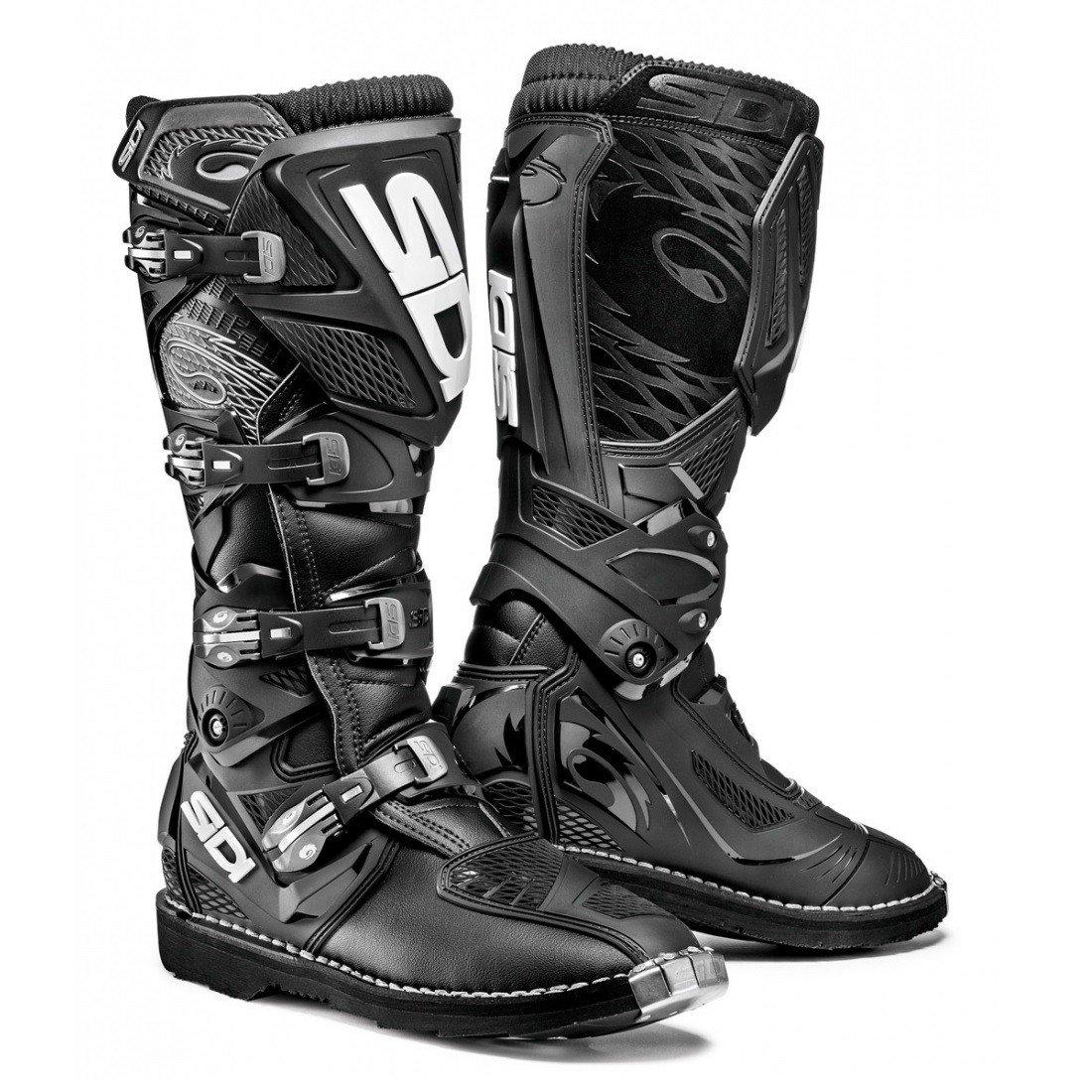 Pánské motokrosové boty SIDI X3 (černé) 42