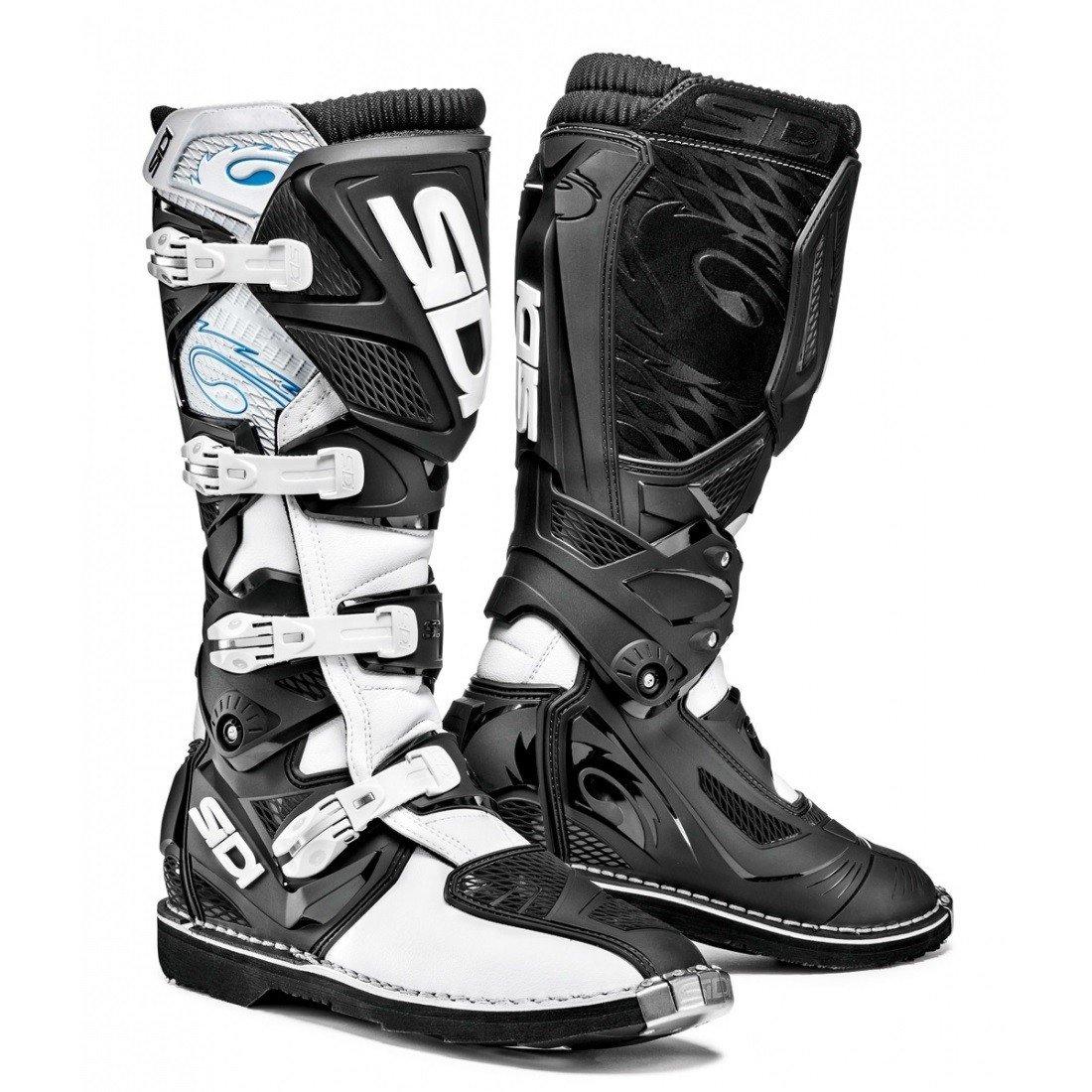 Pánské motokrosové boty SIDI X3 (bílo/černé) 42