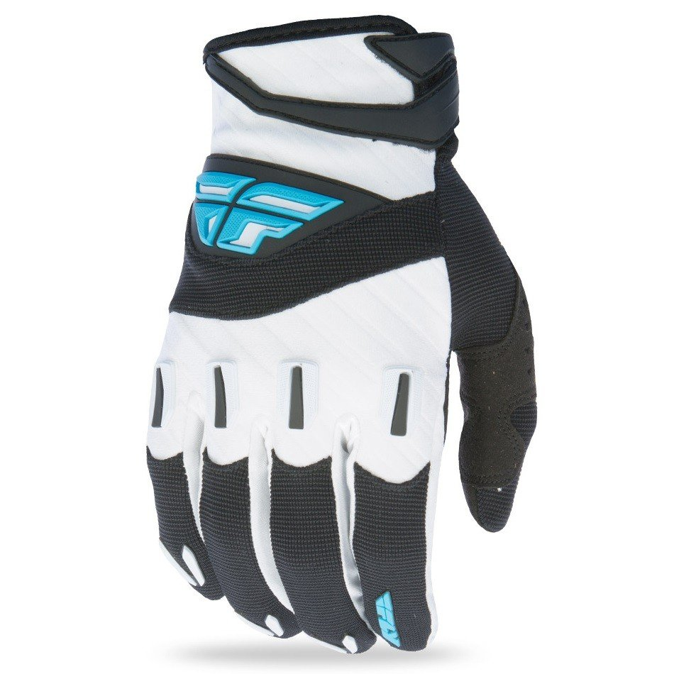 Fly Racing F-16 Black/White L