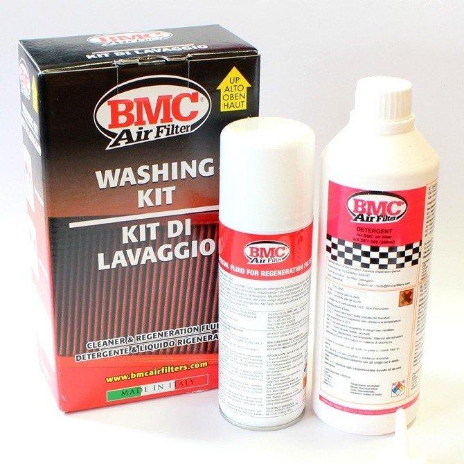 Bmc air filter Čistící sada BMC air filter (čistič + olej)