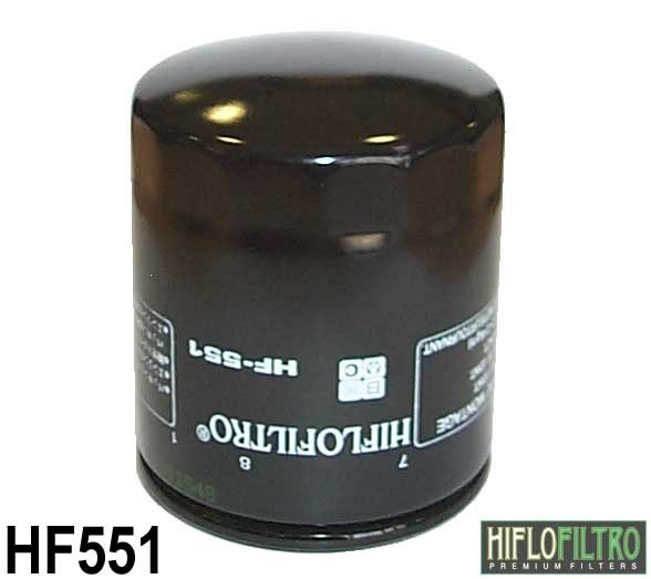 Olejový filtr HifloFiltro HF 551
