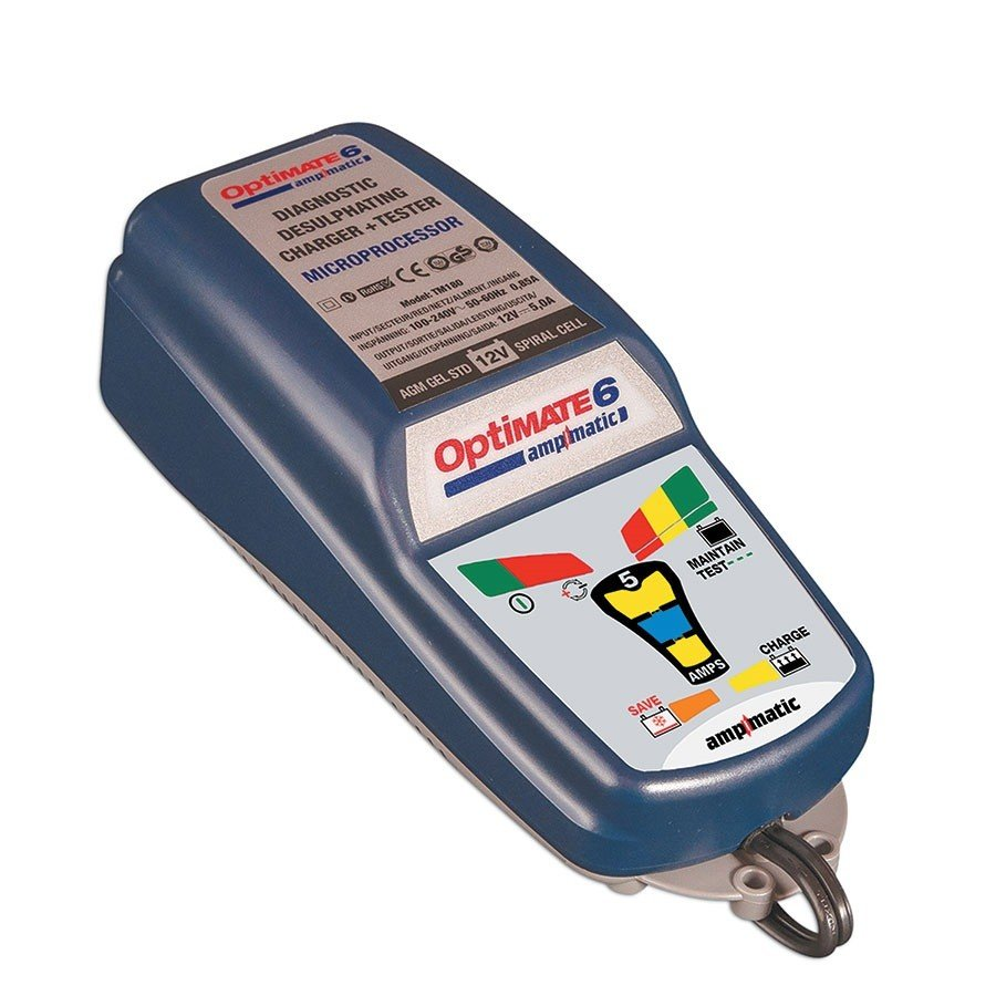 TECMATE OptiMate 6 Ampmatic (12V/5A)
