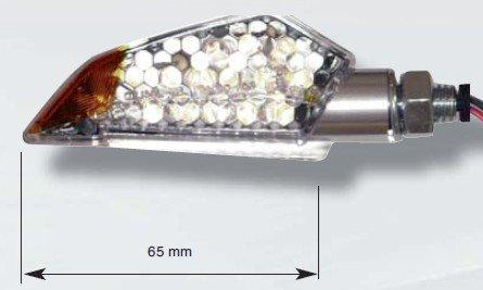 Far Rever Style 7085 carbon LED (pár)