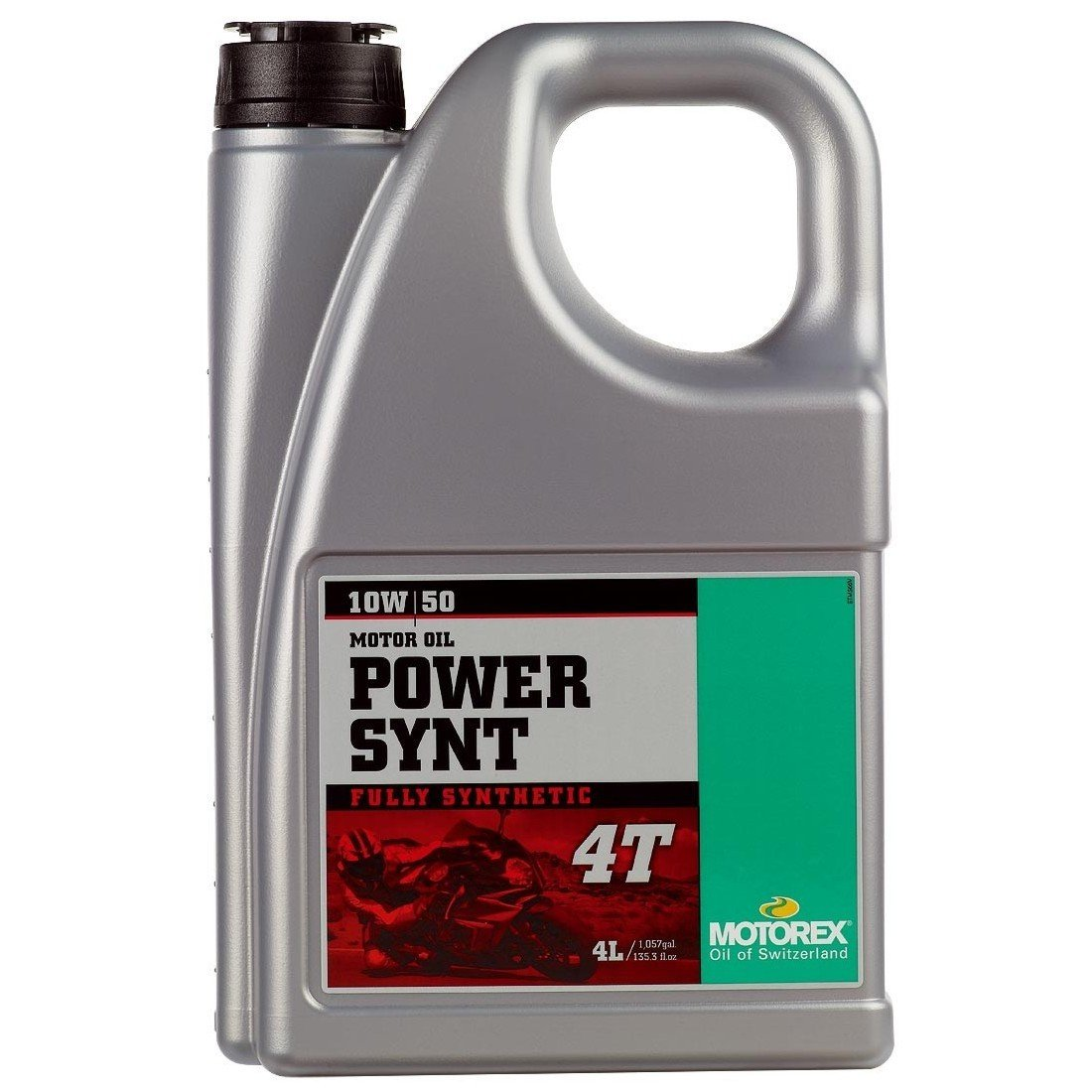 Motorex Power Synt 4T 10W-50, 4 l