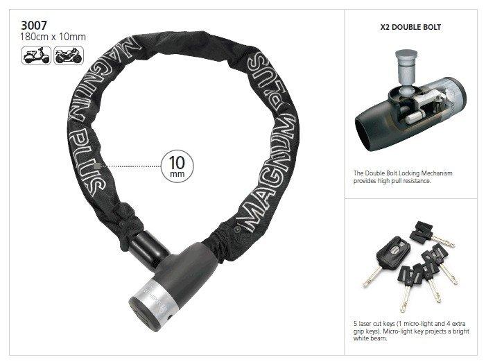 Magnum Chain lock 3007